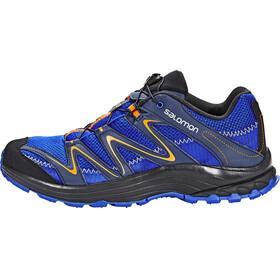 Salomon Trail Score Trailrunning Shoes Men Surf The Web/Navy Blazer/Bright Mar